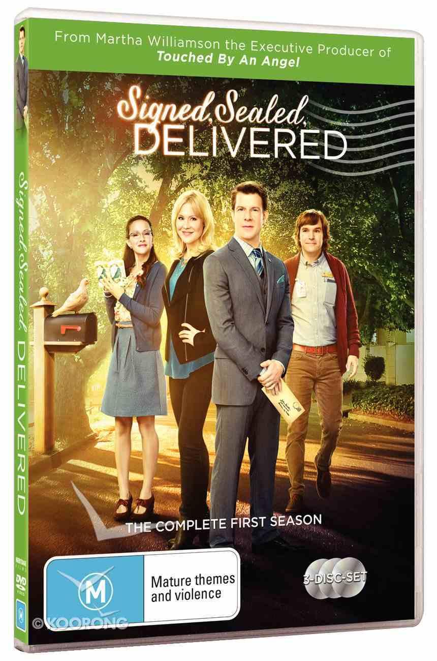 Signed, Sealed, Delivered - Season 1 (3 Dvd Set) DVD