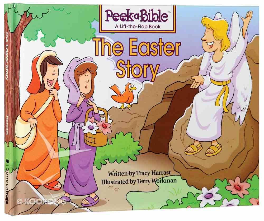 The Easter Story (Peek-a-bible Series) Hardback