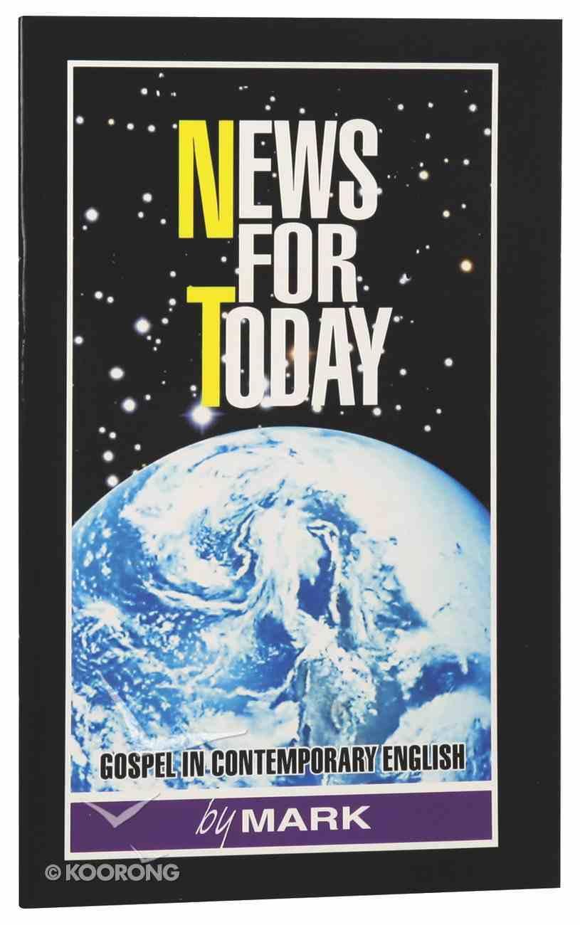 CEV Gospel of Mark Paperback