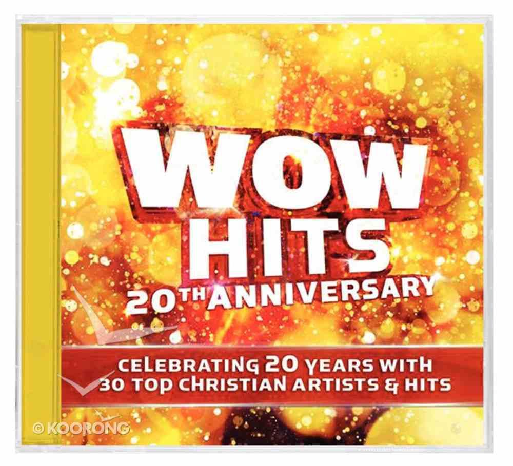 Wow Hits: 20Th Anniversary Double CD CD