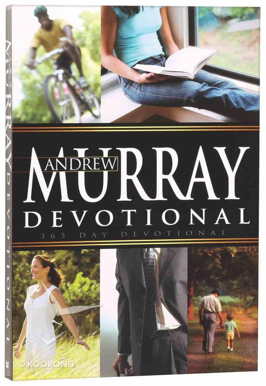 Andrew Murray Devotional Paperback