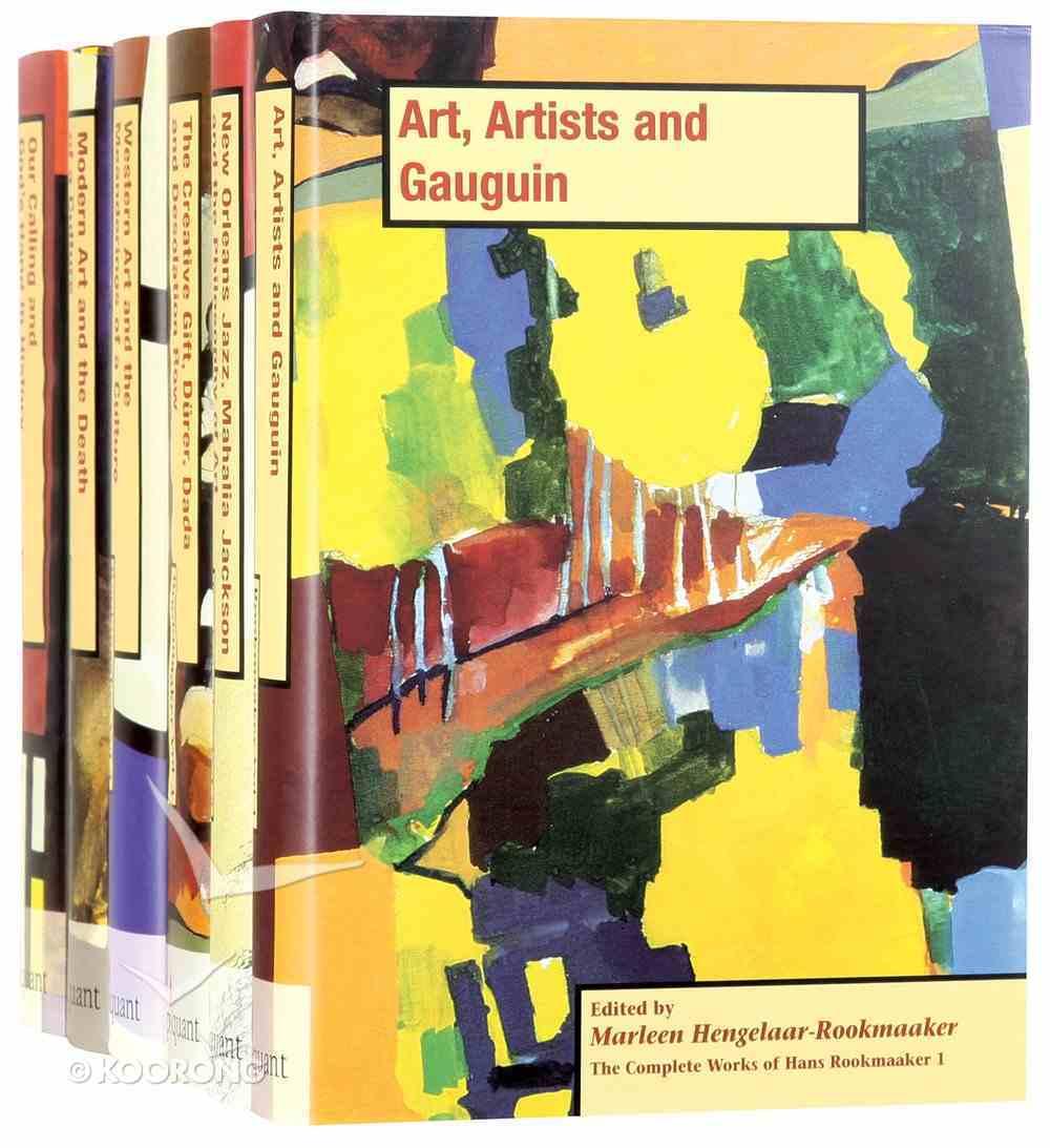 Complete Works of H R R Rookmaaker (6 Vols) Hardback