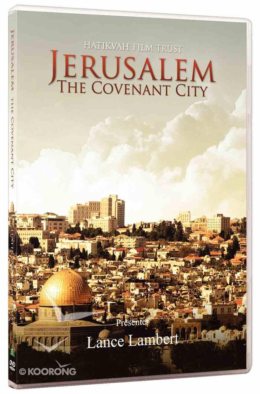 Jerusalem the Covenant City DVD