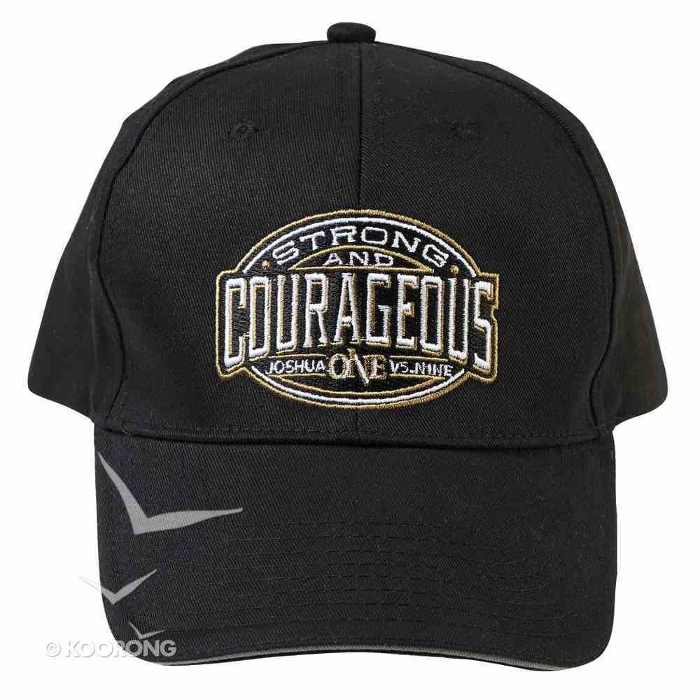 Baseball Cap: Strong & Courageous Soft Goods