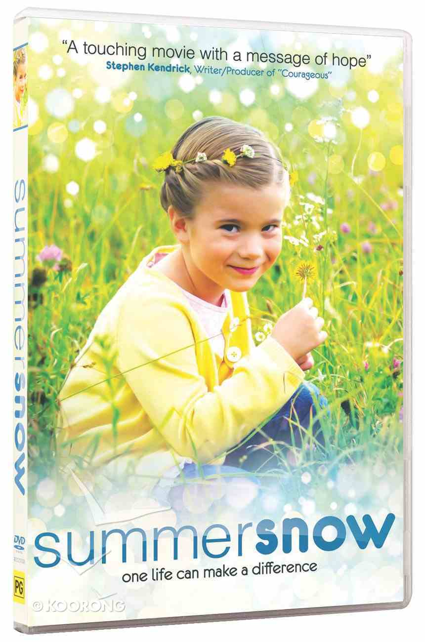 Scr DVD Summer Snow Screening Licence Digital Licence