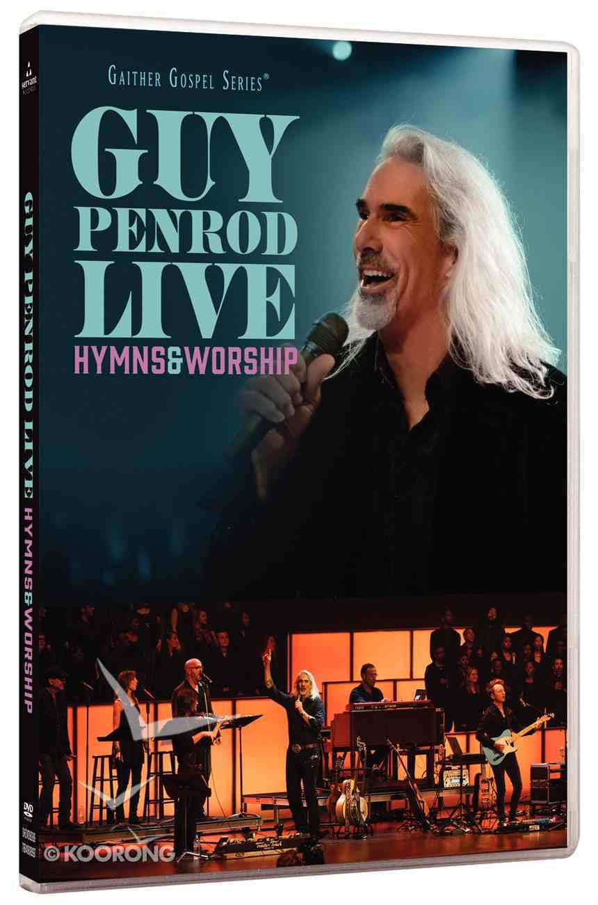 Guy Penrod Live Hymns and Worship (Gaither Gospel Series) DVD