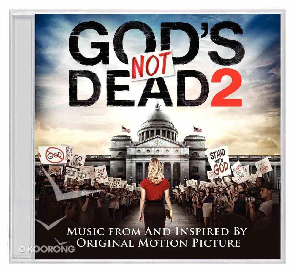 God's Not Dead 2 Soundtrack CD