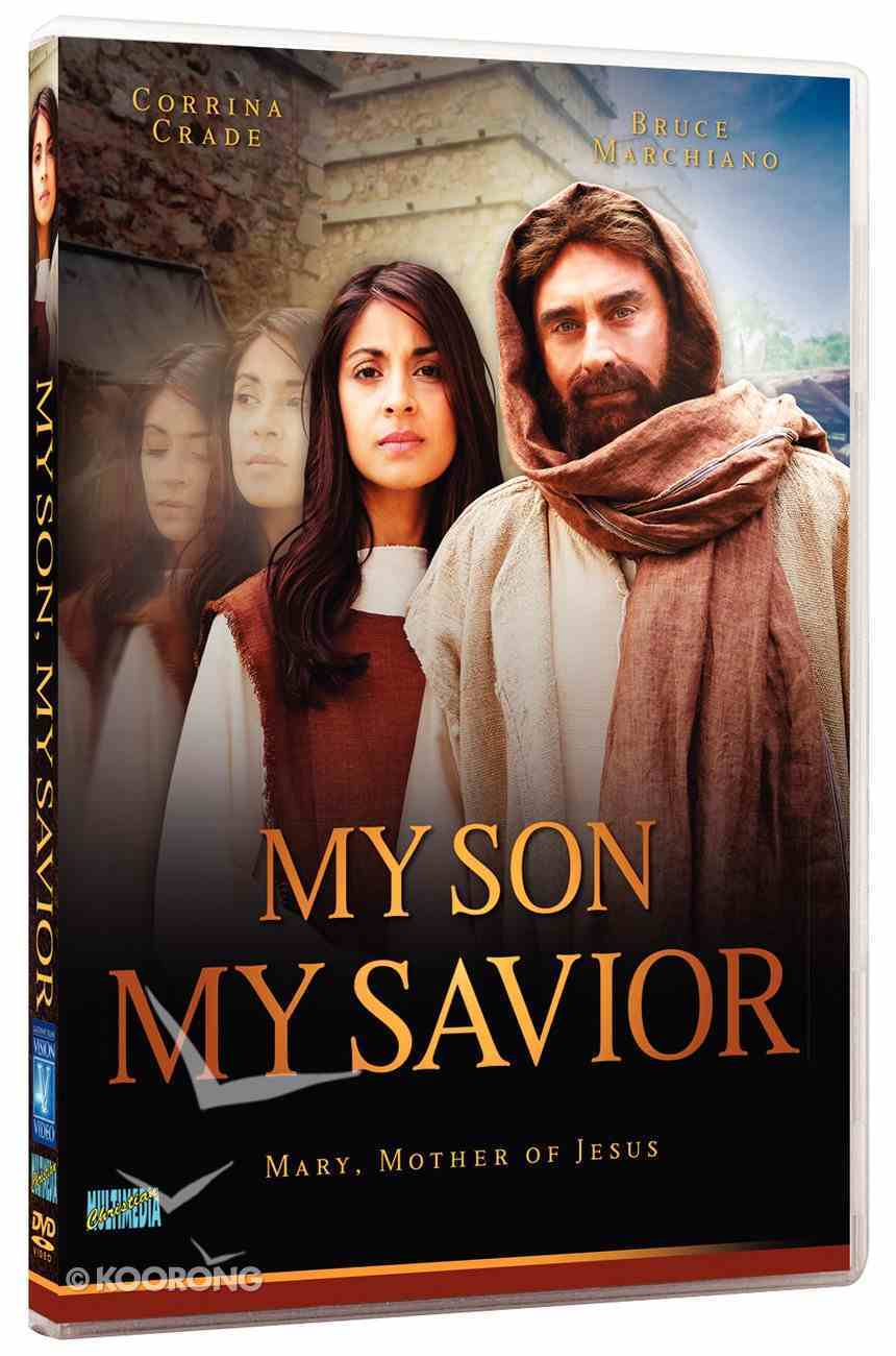 My Son, My Savior DVD