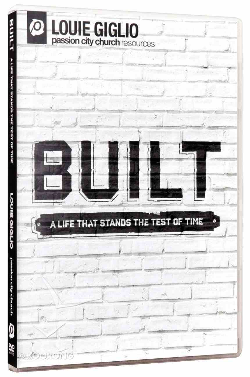 Built - a Life That Stands the Test of Time DVD
