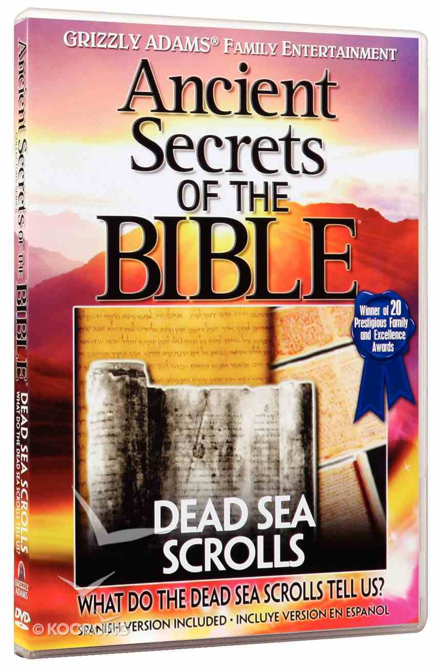 Ancient Secrets 3 #05: Dead Sea Scrolls (#05 in Ancient Secrets Of The Bible Dvd Series) DVD