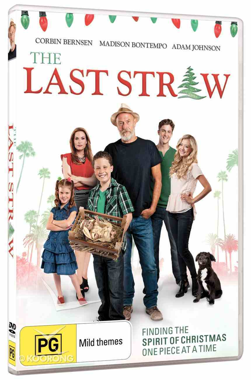 SCR DVD the Last Straw Screening Licence Digital Licence