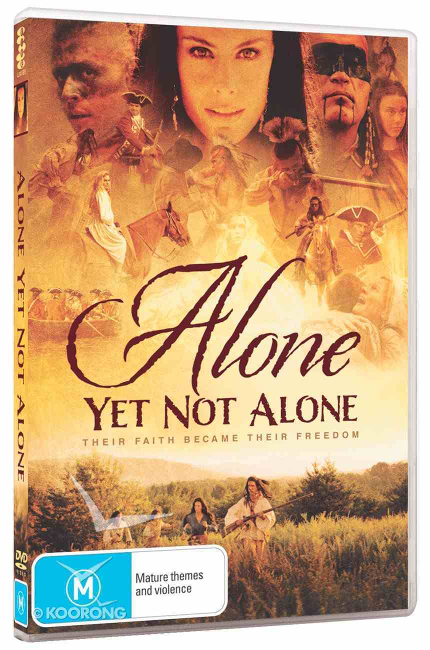 Scr DVD Alone Yet Not Alone (Screening Licence) Digital Licence