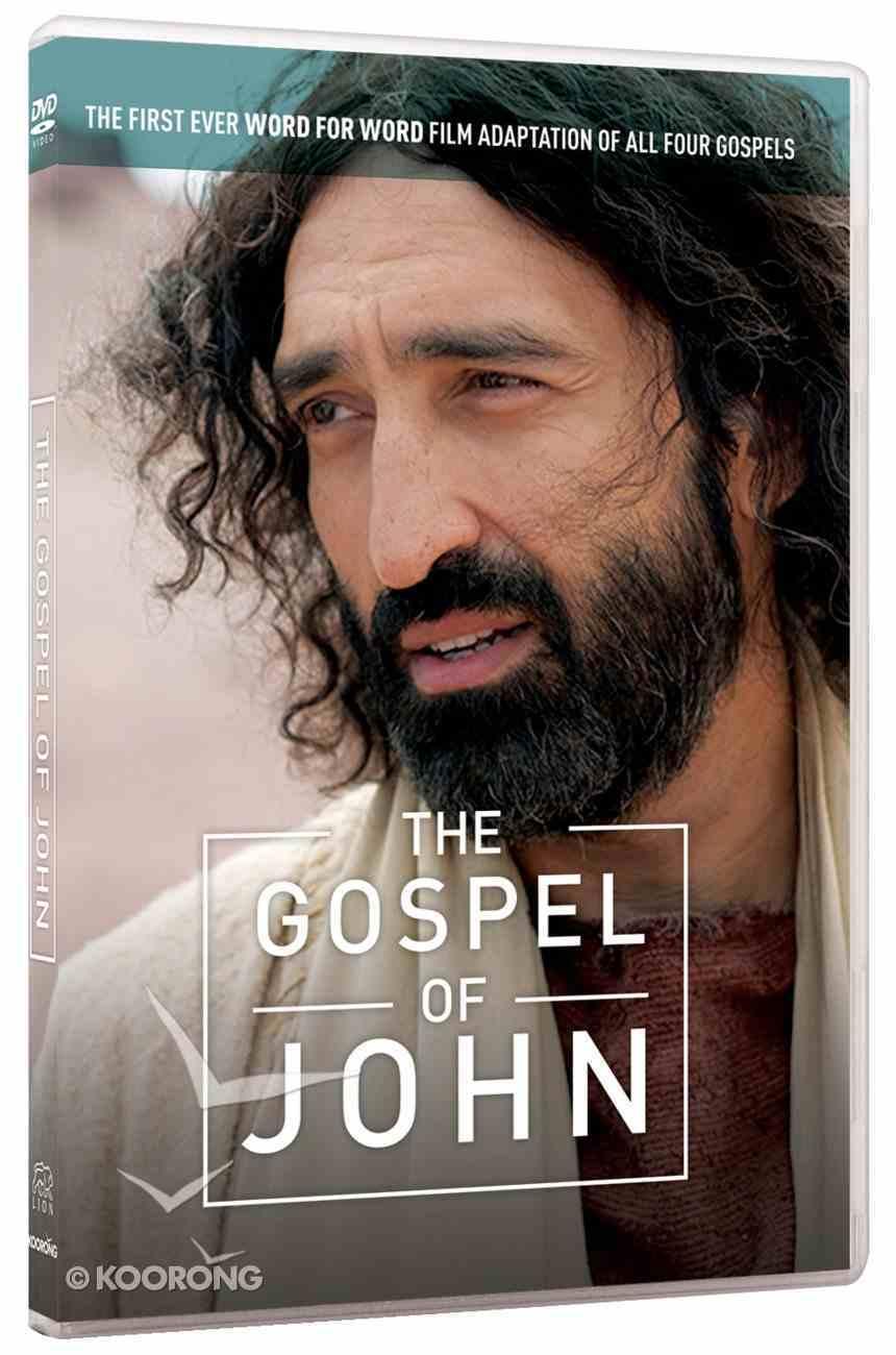 The Scr DVD Gospel of John (Screening Licence) Digital Licence