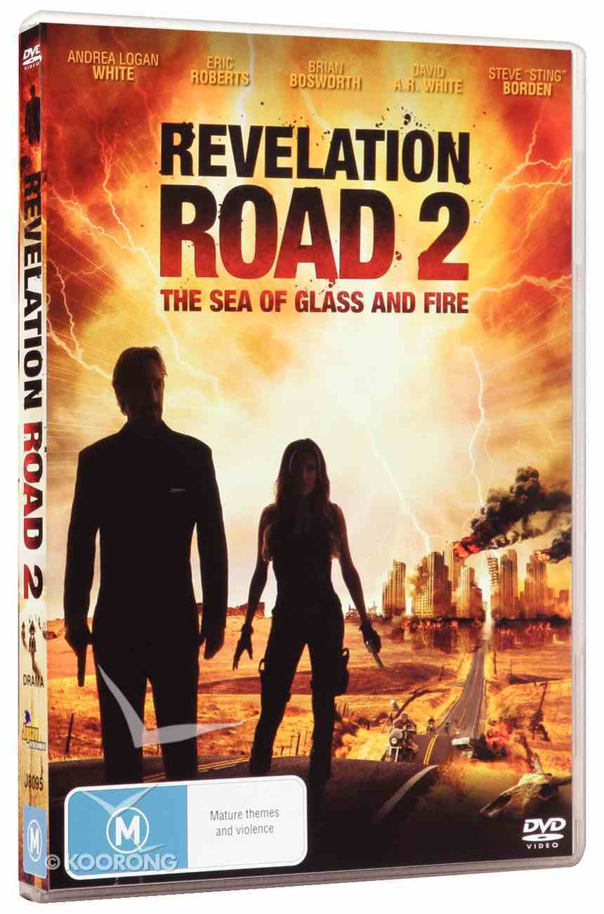 Revelation Road #02: The Sea of Glass & Fire DVD