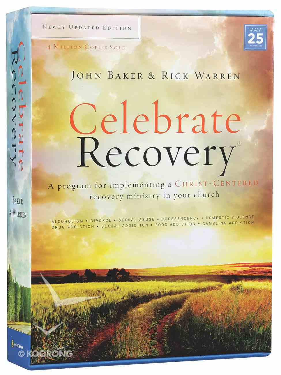 Celebrate Recovery Updated (Curriculum Kit) (Celebrate Recovery Series) Pack