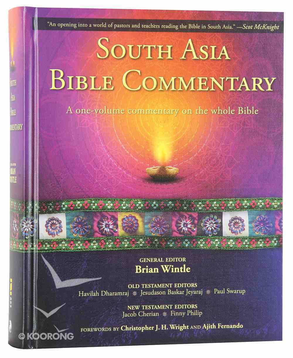 South Asia Bible Commentary Hardback