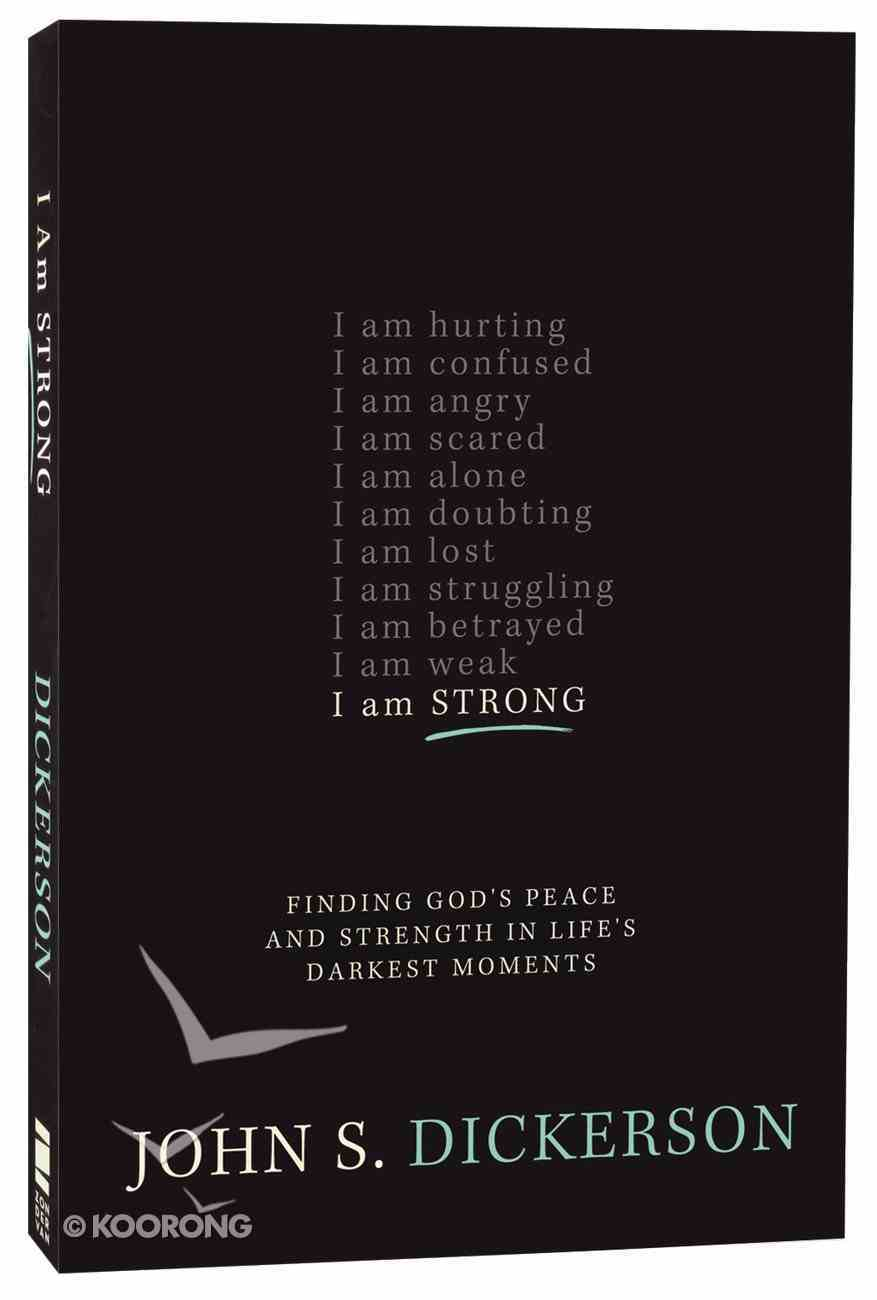 I Am Strong Paperback