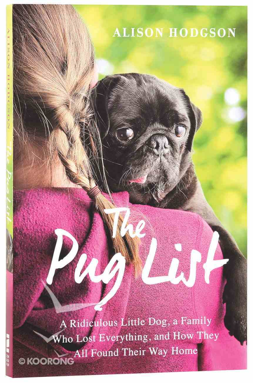 The Pug List Paperback