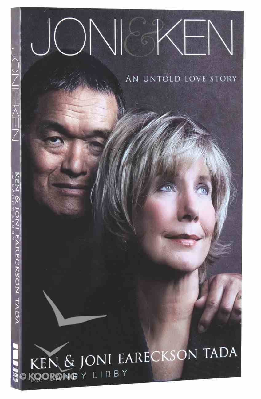 Joni and Ken: An Untold Love Story Paperback