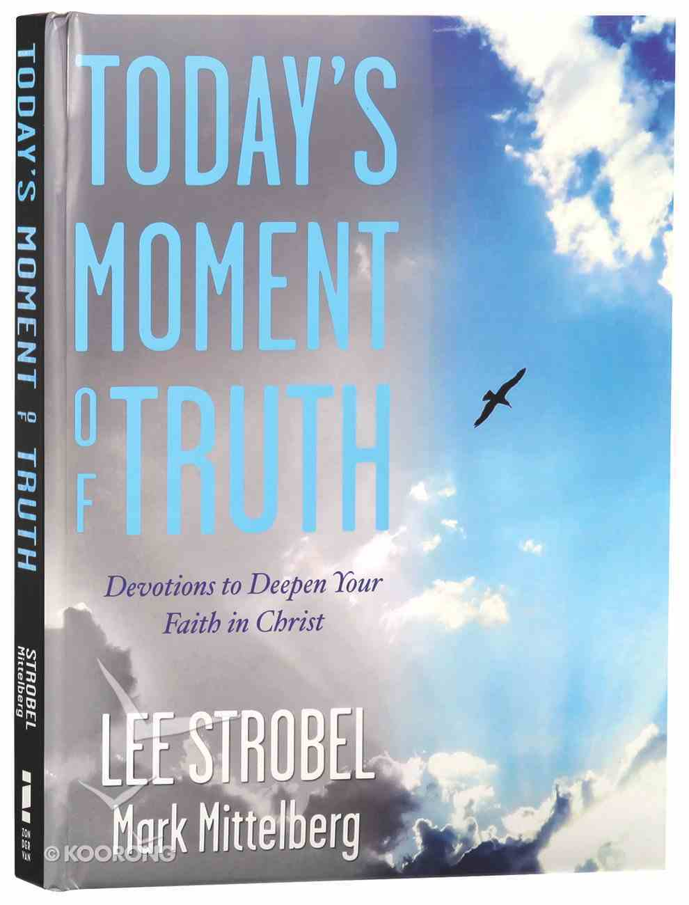 Today's Moment of Truth Hardback