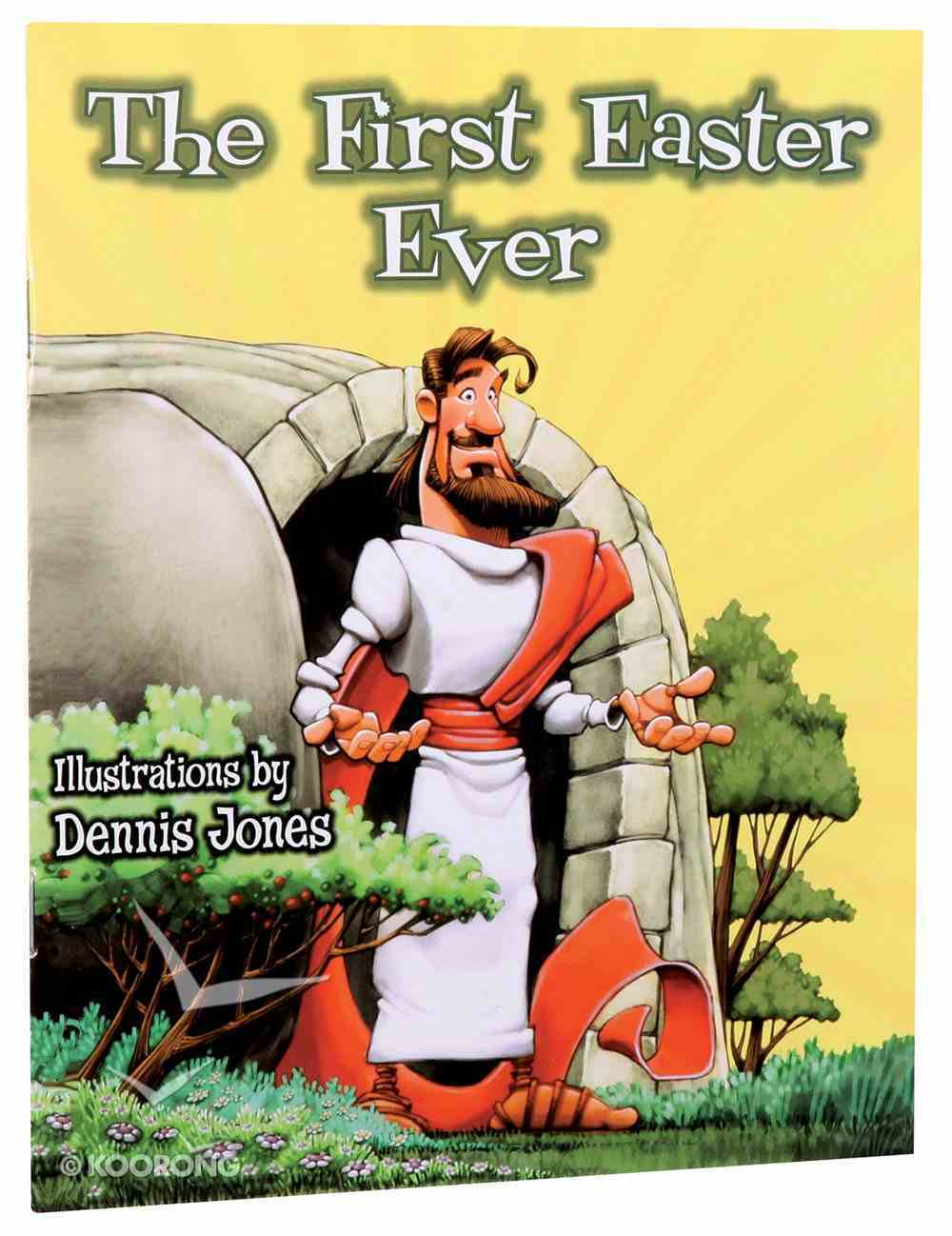 The First Easter Ever Paperback