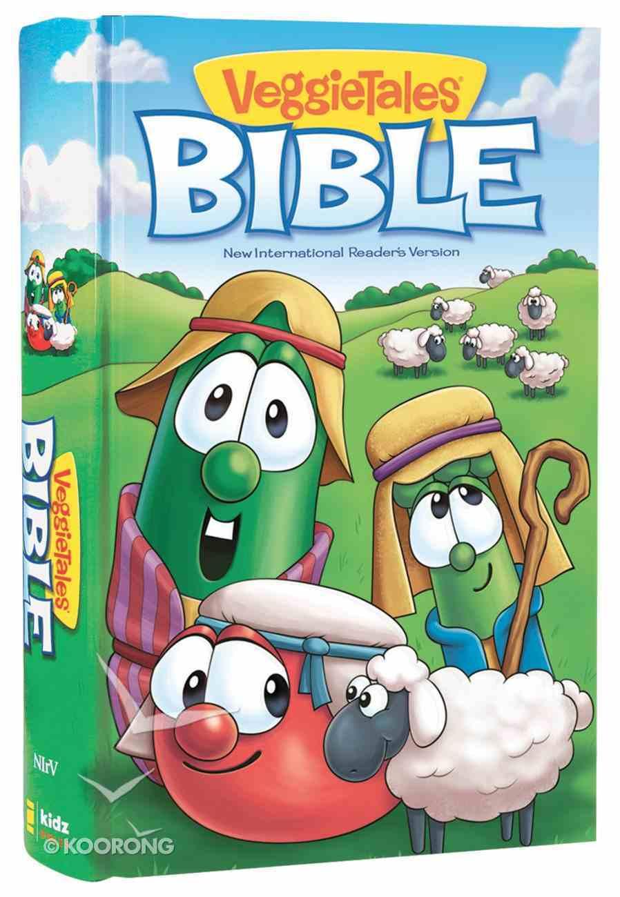 NIRV Veggietales Bible (Black Letter Edition) Hardback