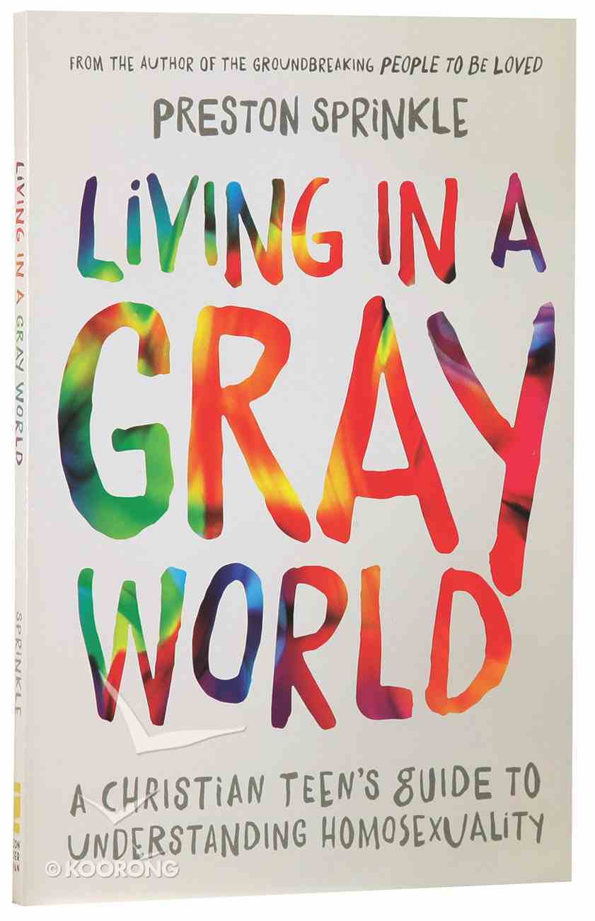 Living in a Gray World Paperback