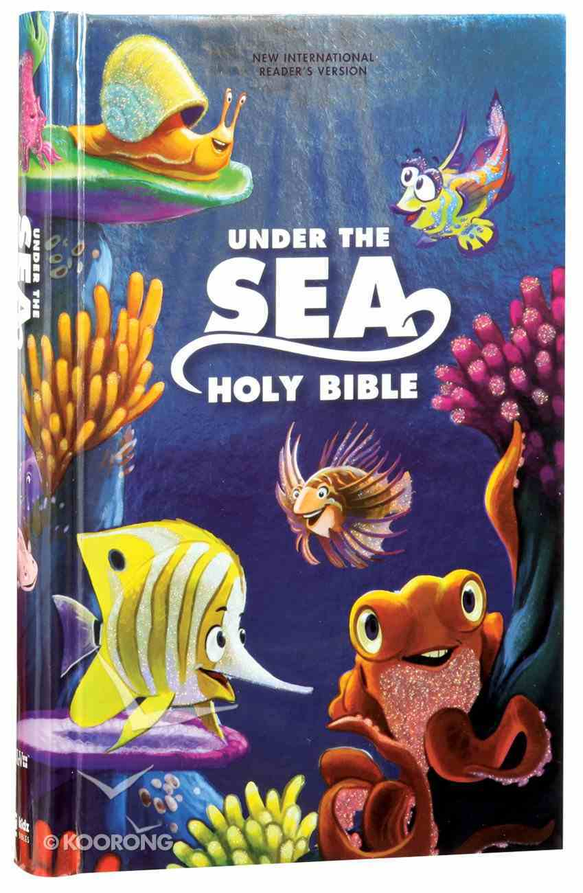 NIRV Under the Sea Holy Bible (Black Letter Edition) Hardback