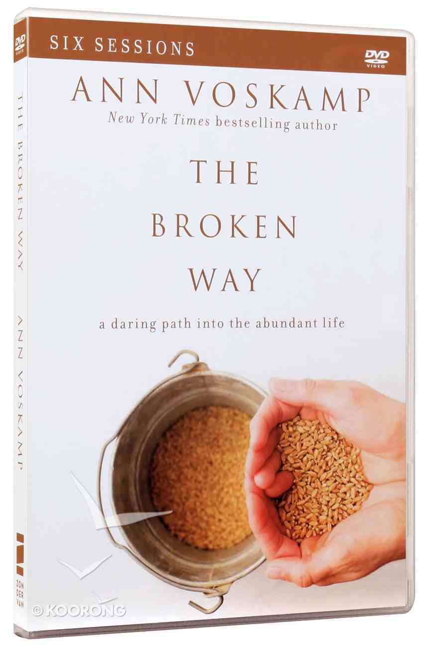 The Broken Way (Dvd Study) DVD