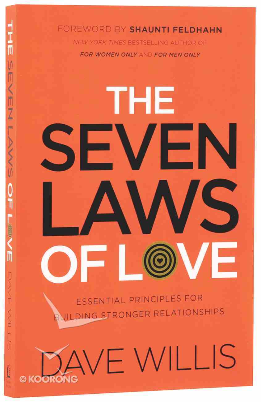 The 7 Laws of Love Paperback