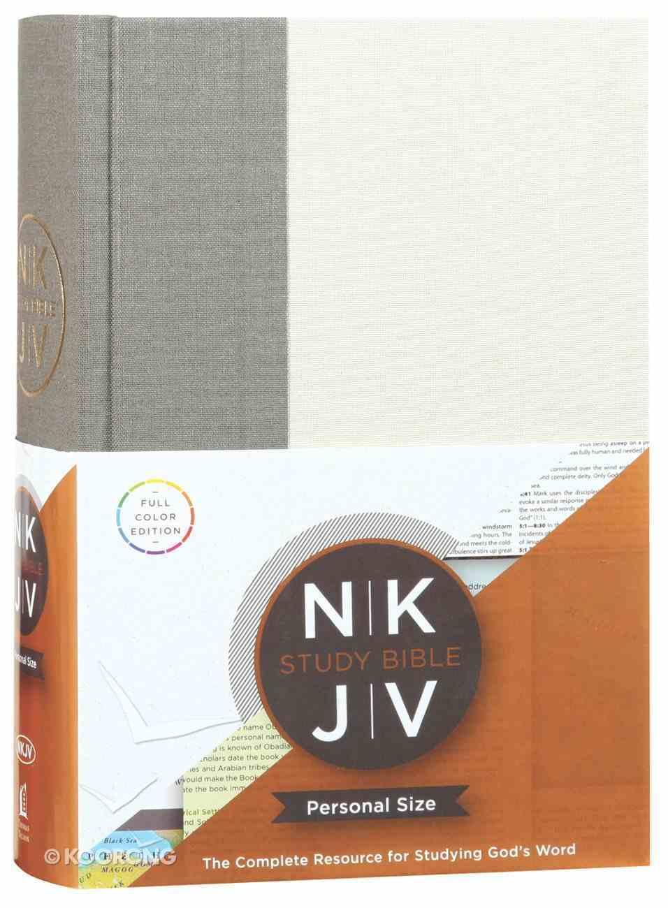 NKJV Study Bible Personal (Red Letter Edition) Hardback