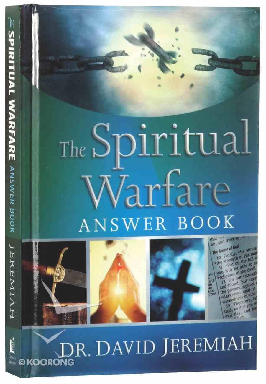 The Spiritual Warfare Answer Book Hardback