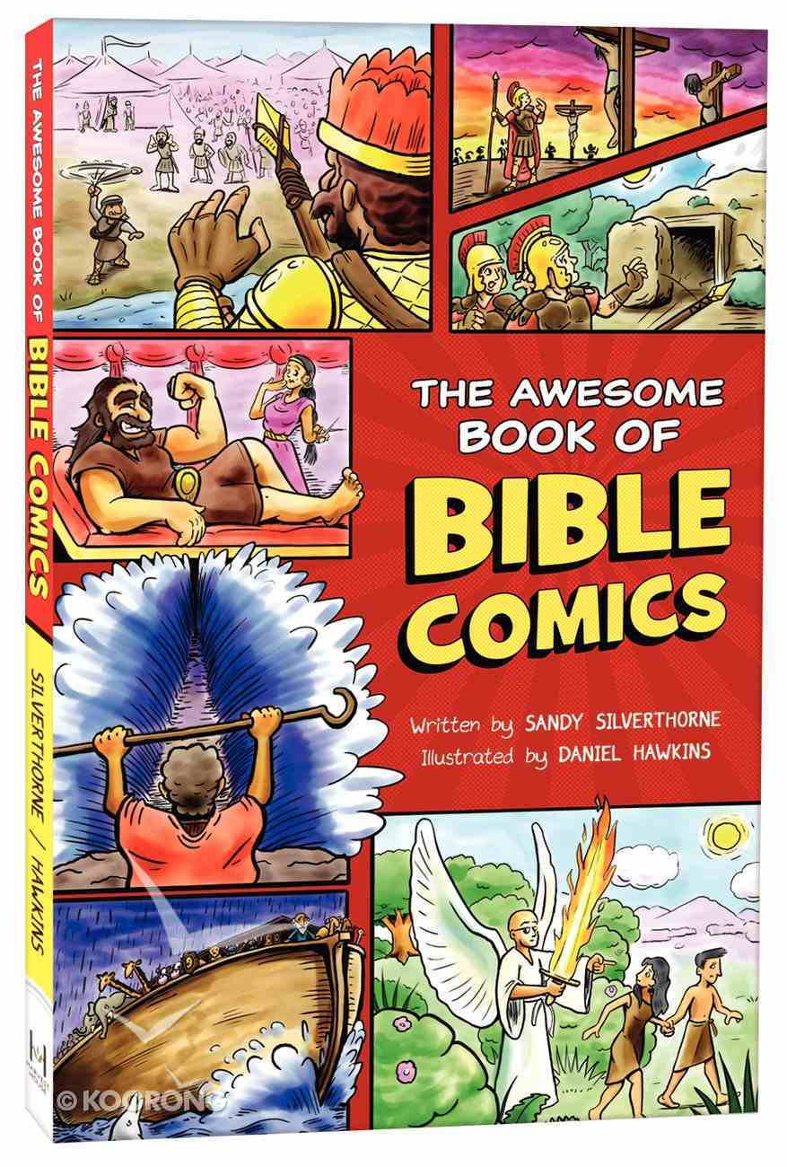 The Awesome Book of Bible Comics Paperback