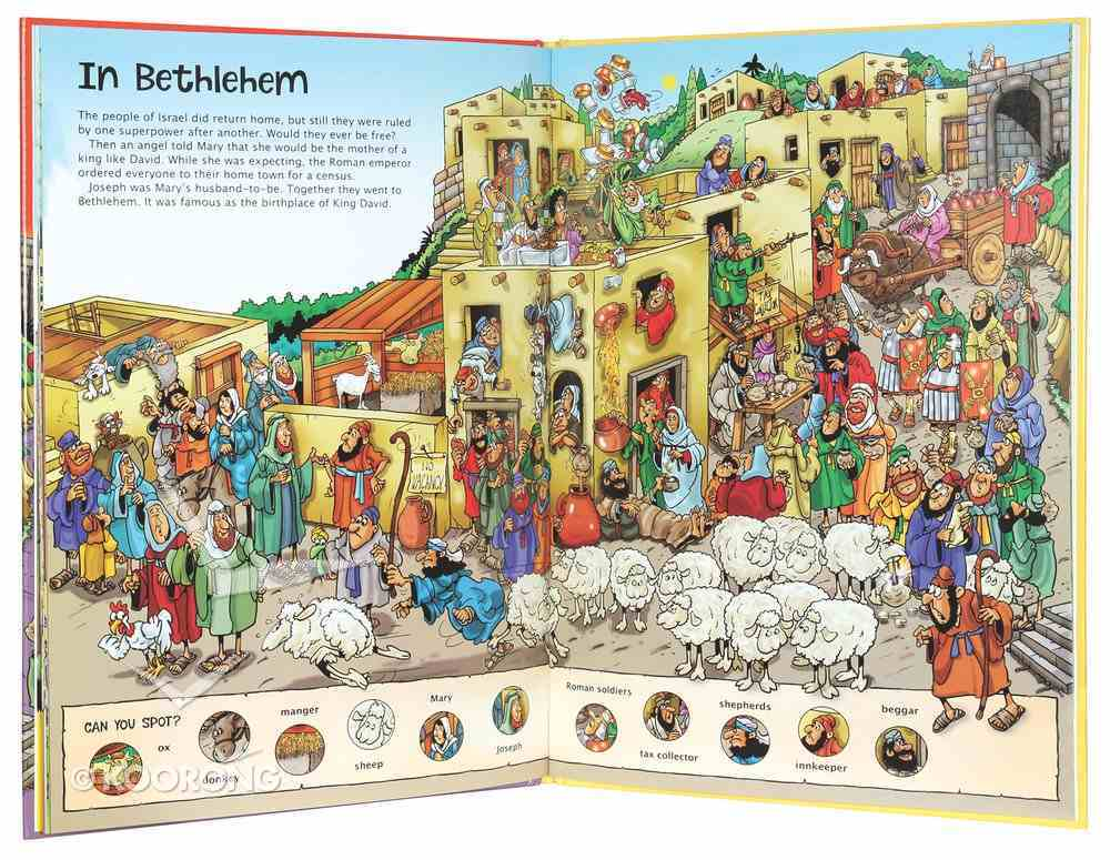 The Lion Picture Puzzle Bible Hardback