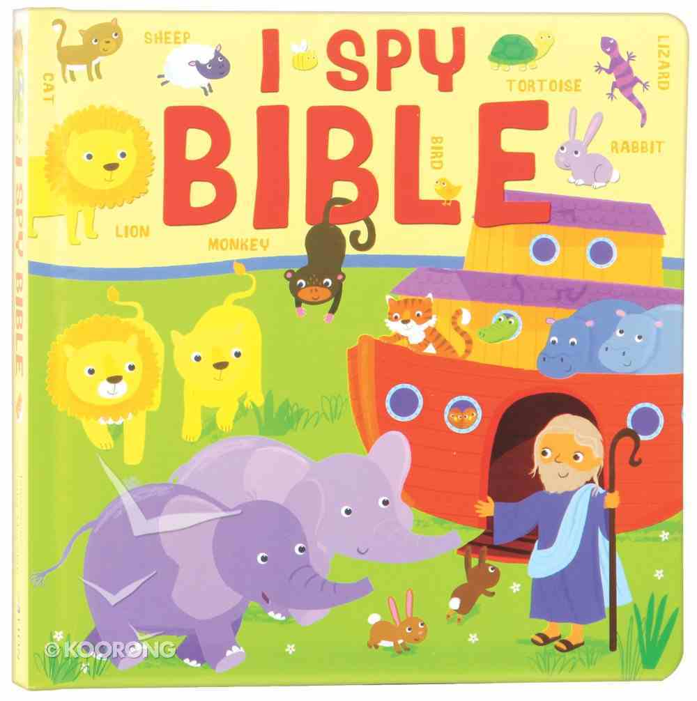 I Spy Bible Board Book