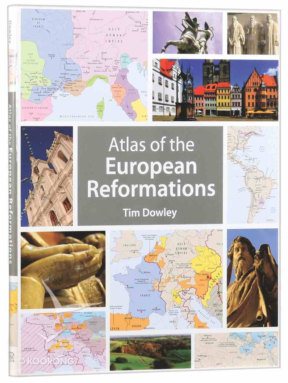 Atlas of the European Reformations Paperback