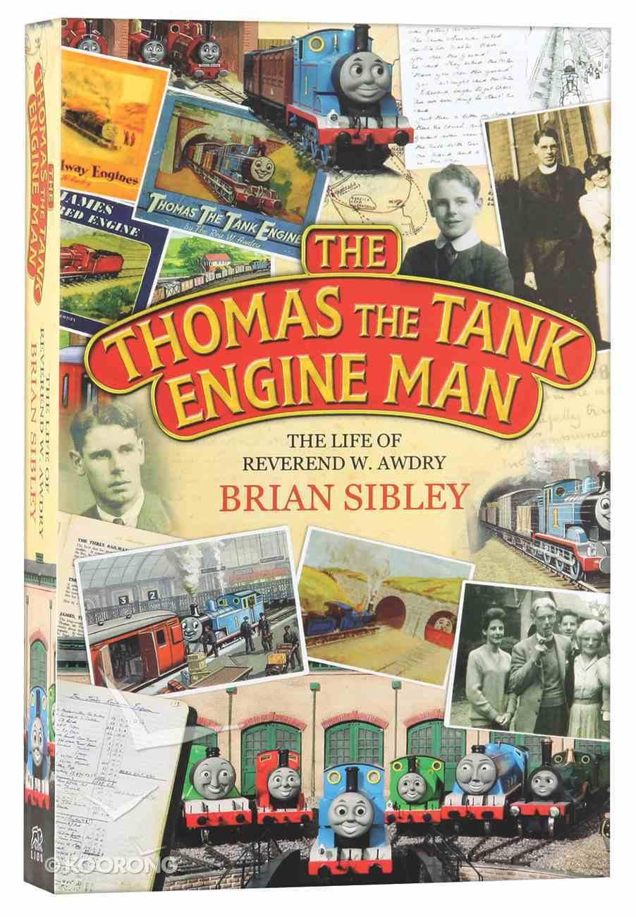 Thomas the Tank Engine Man Paperback