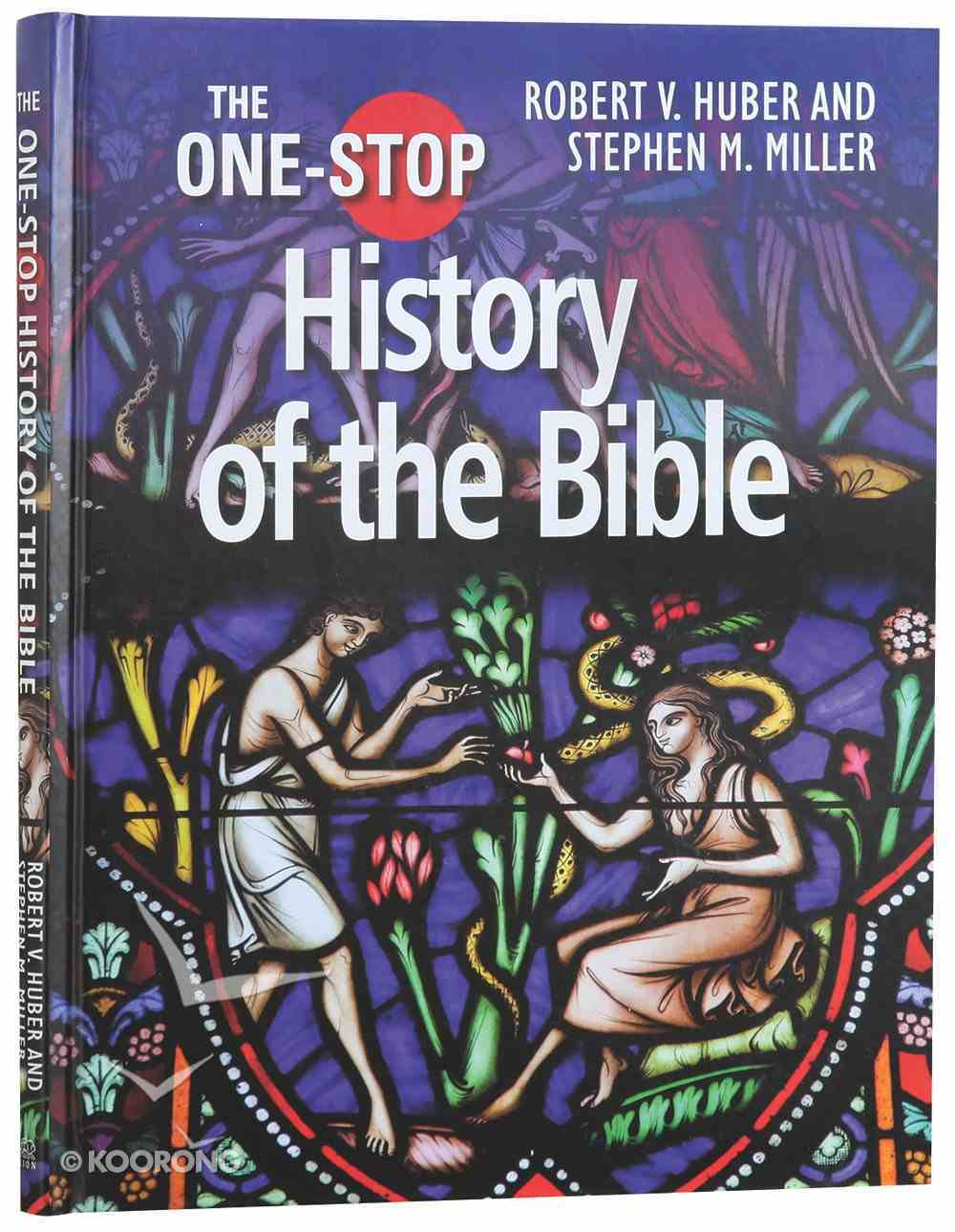 The One-Stop History of the Bible Hardback