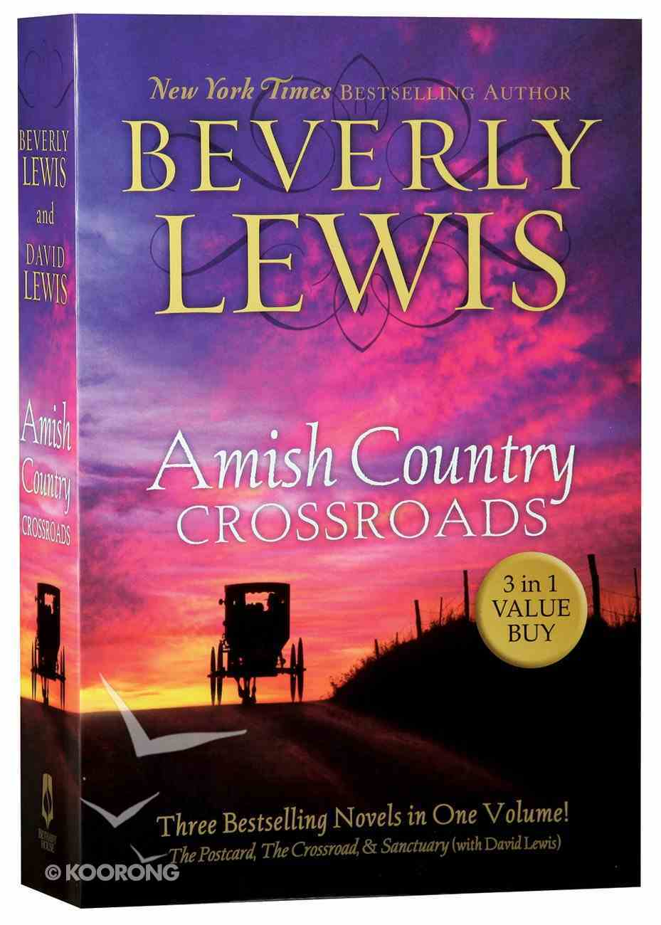 3in1: Amish Country Crossroads Paperback