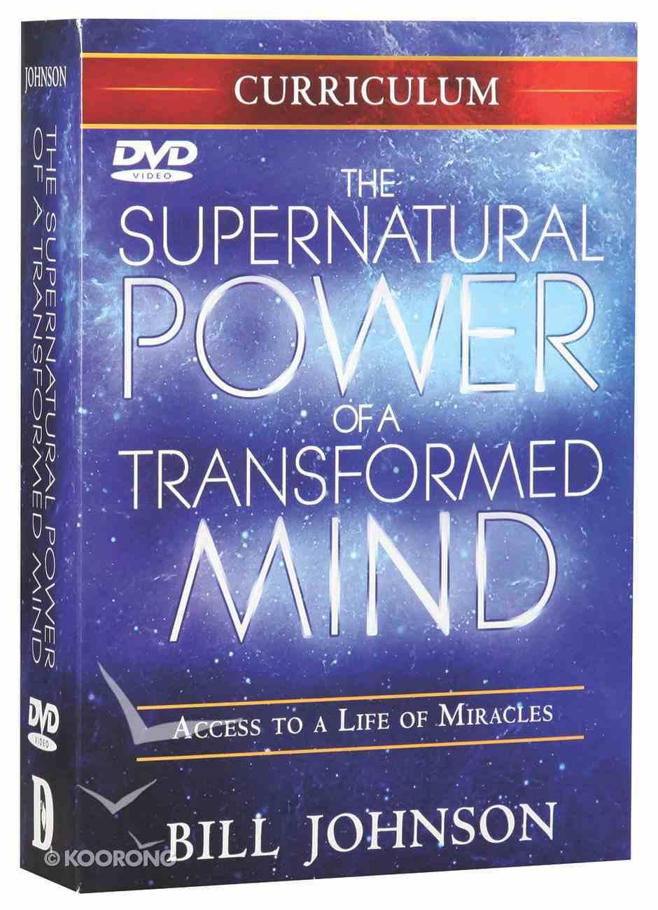 Supernatural Power of a Transformed Mind (Curriculum) Pack