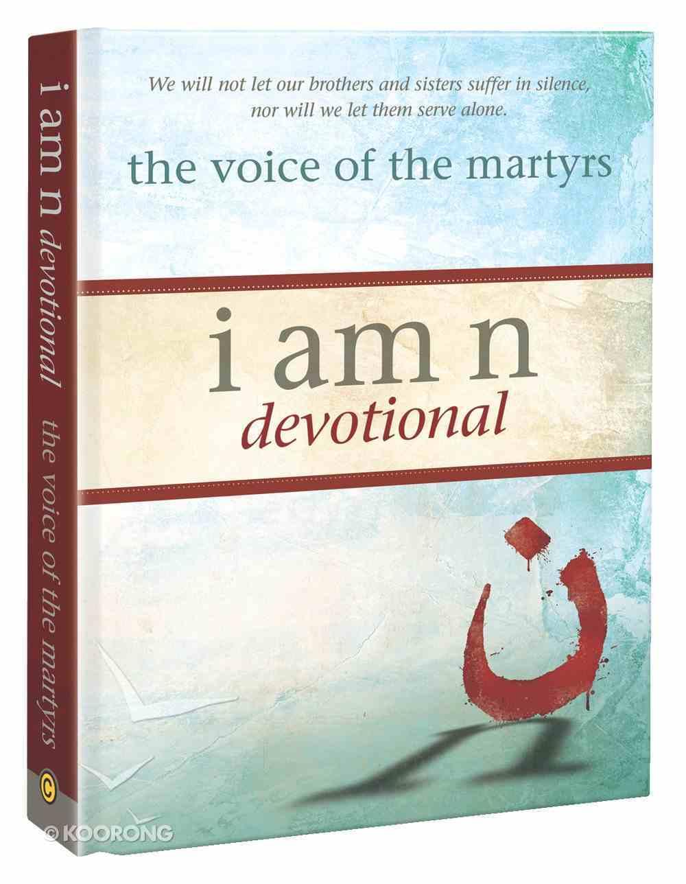 I Am N Devotional Hardback