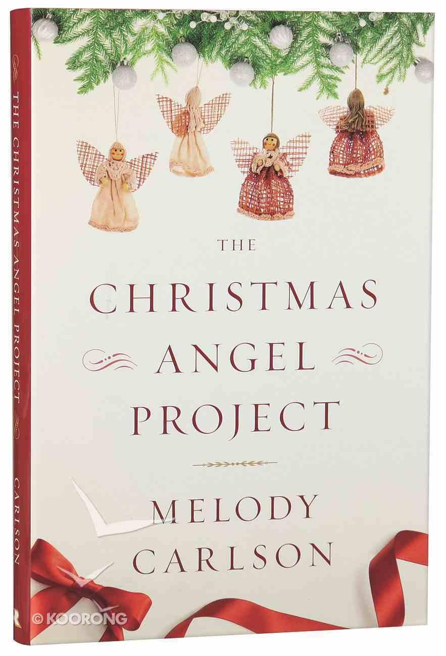 The Christmas Angel Project Hardback