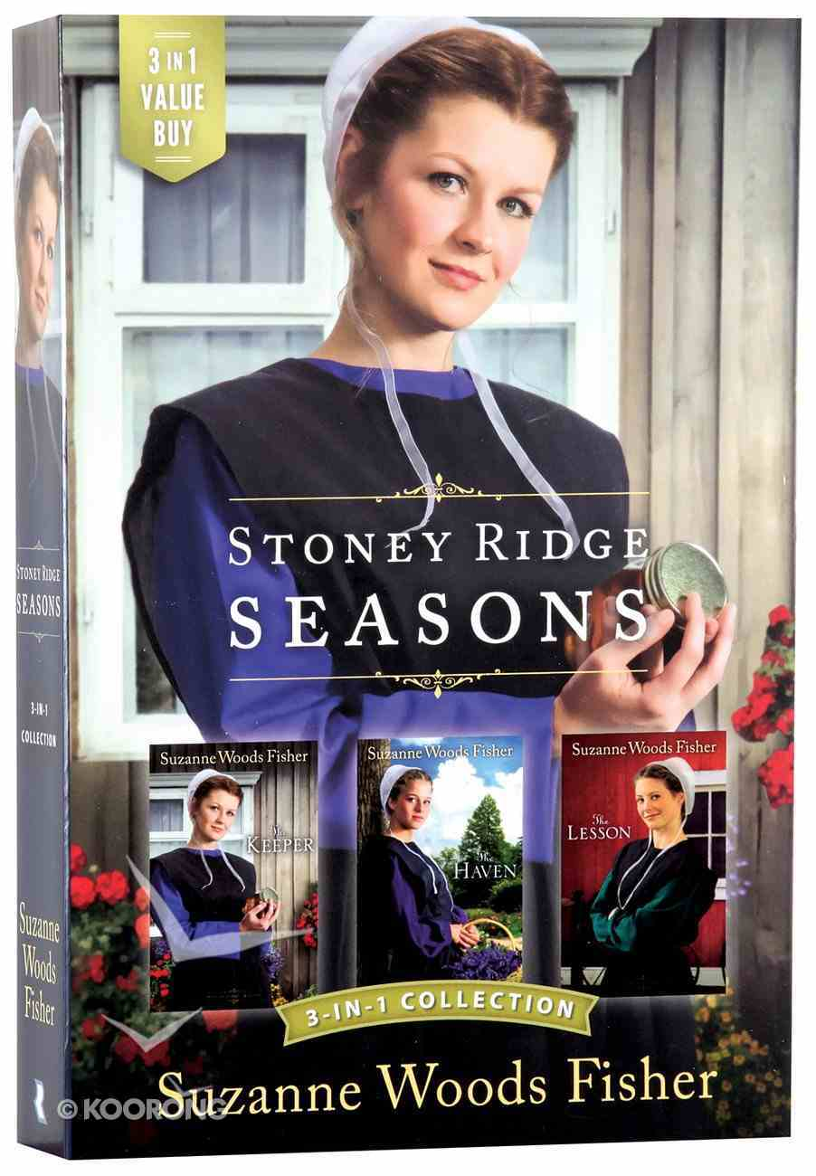 3in1: Stoney Ridge Seasons (Stoney Ridge Seasons Series) Paperback