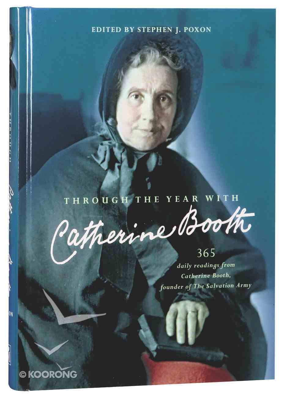 Through the Year With Catherine Booth Hardback