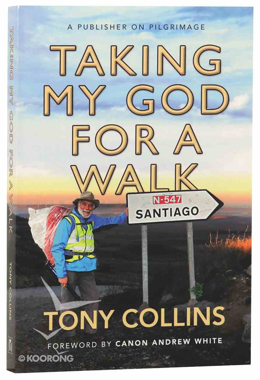 Taking My God For a Walk Paperback