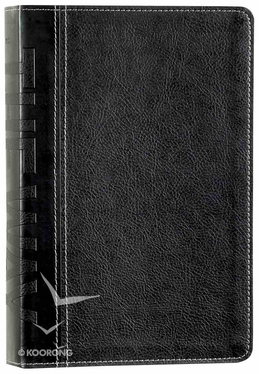 NLT the Way Bible (Black Letter Edition) Imitation Leather