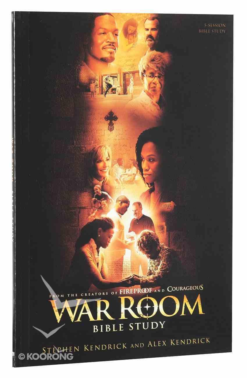 War Room (Member Book) Paperback