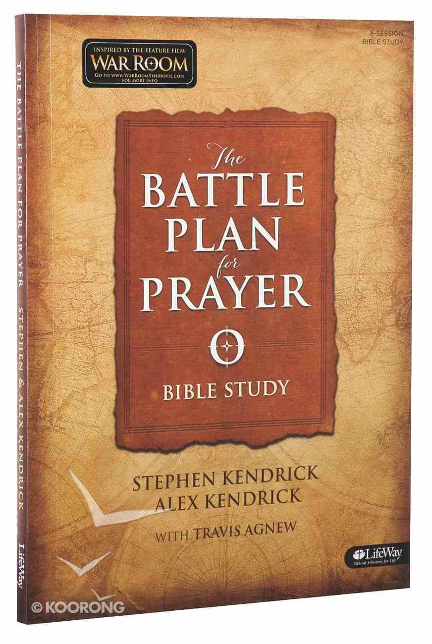 Battle Plan For Prayer (Group Member Book) Paperback