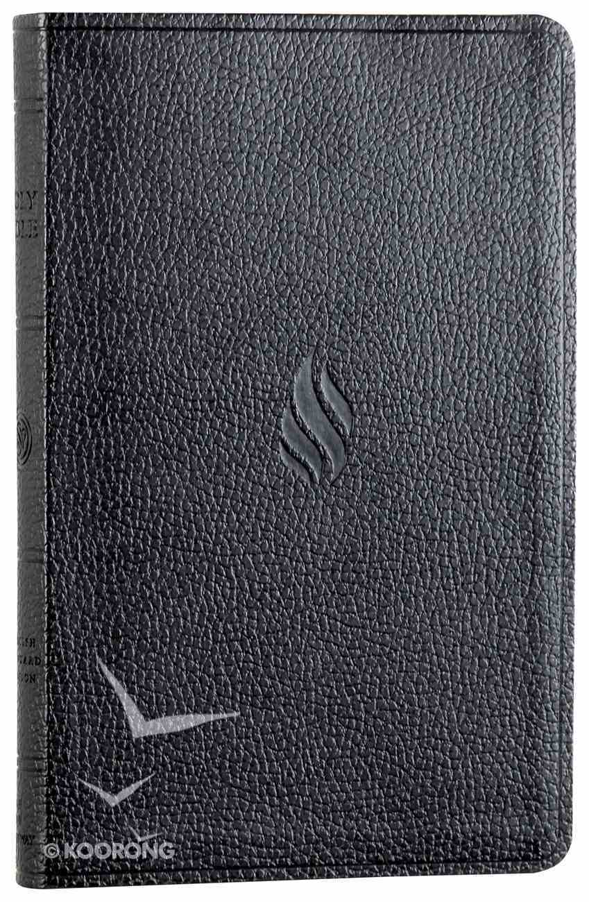 ESV Premium Gift Bible Midnight Flame Design (Black Letter Edition) Imitation Leather