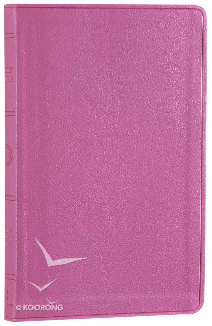 ESV Value Thinline Bible Pink (Black Letter Edition) Imitation Leather